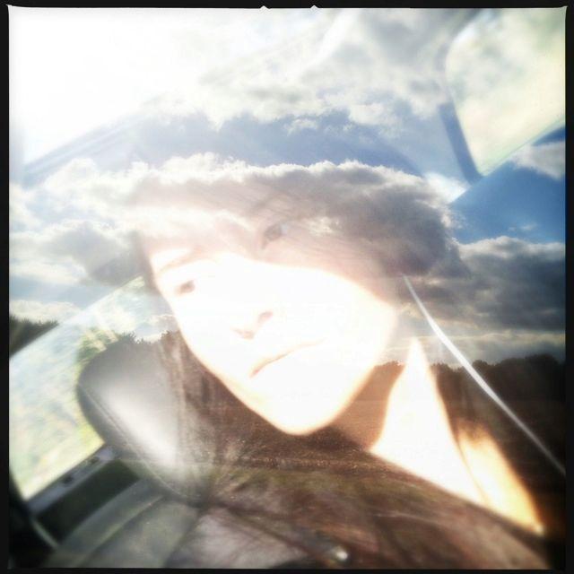 Head in clouds...