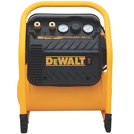 DEWALT DWFP55130 Heavy Duty 200 PSI Quiet Trim Compressor #DIY