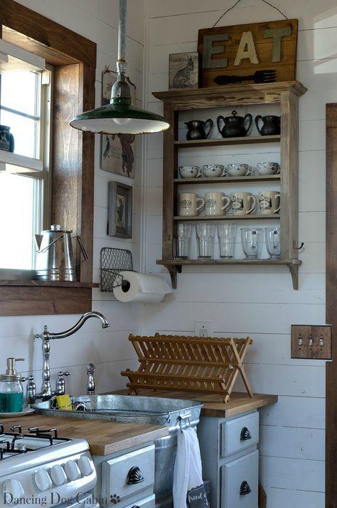 Dancing Dog Cabin: Cabin Reveal | home improvement | Pinterest ...