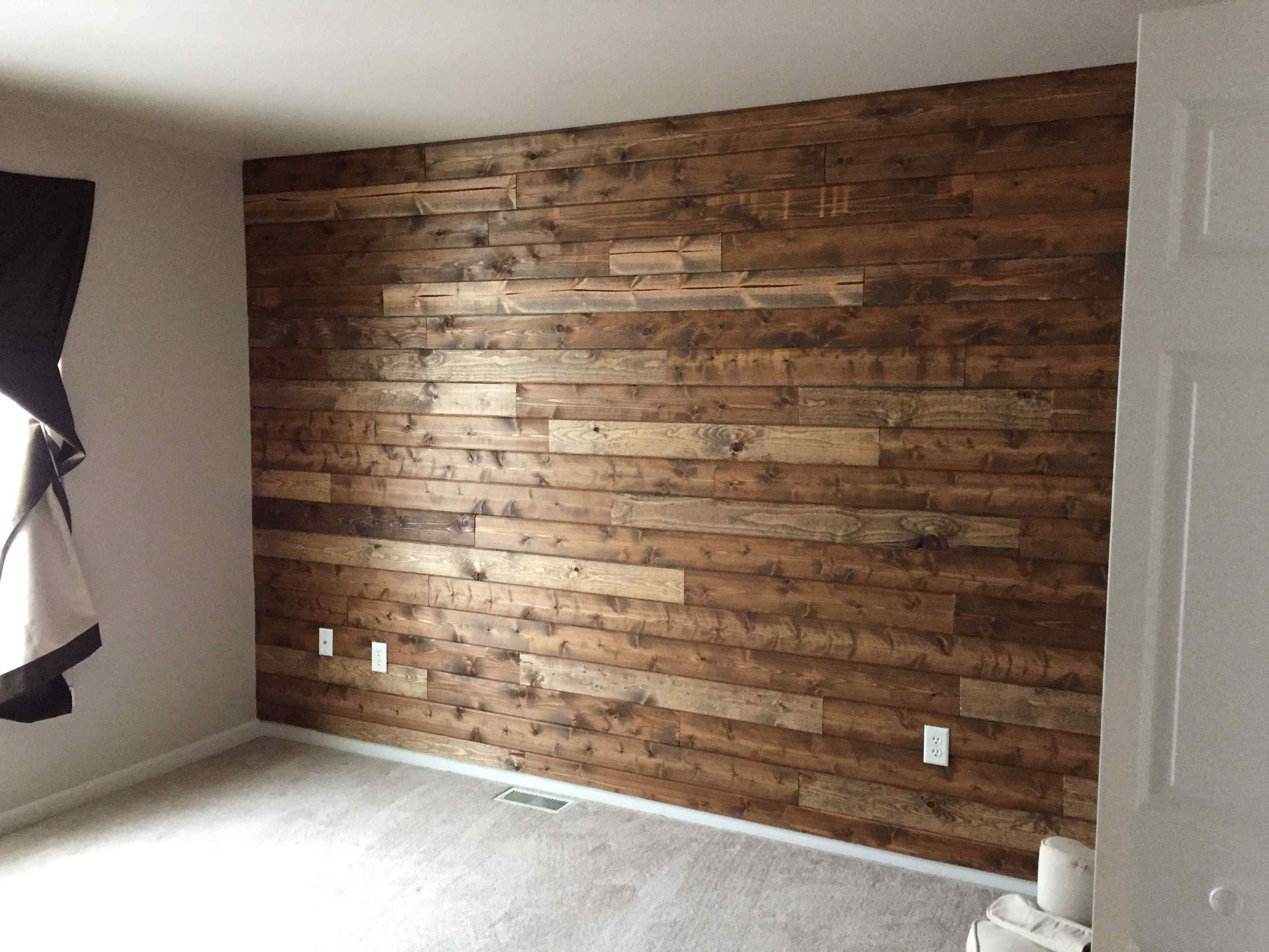 Things Your Lovely Rustic Basement Ideas Diy Accent Walls Doesn T Tell You Canberkarac Com Wooden Accent Wall Accent Walls In Living Room Wood Wall Decor