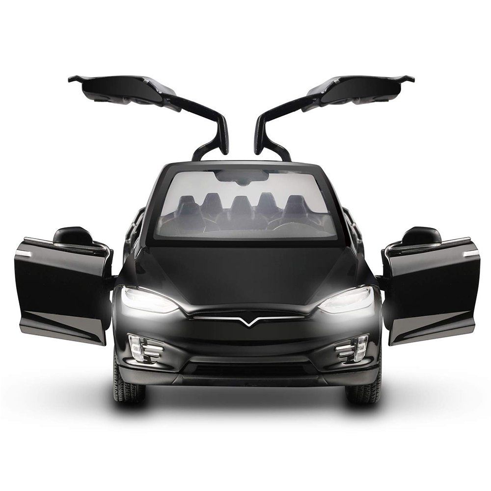Diecast Toy 1 32 Scale Alloy Cars For Tesla Toy Model Suv Car Sound Light Toy Kids Toys Walmart Com In 2021 Toy Model Cars Toy Car Diecast Model Cars