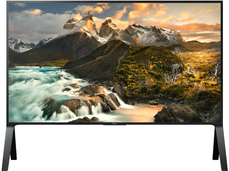 Sony Kd 100zd9 Led Tv Flat 100 Zoll Uhd 4k 3d Smart Tv Android Tv