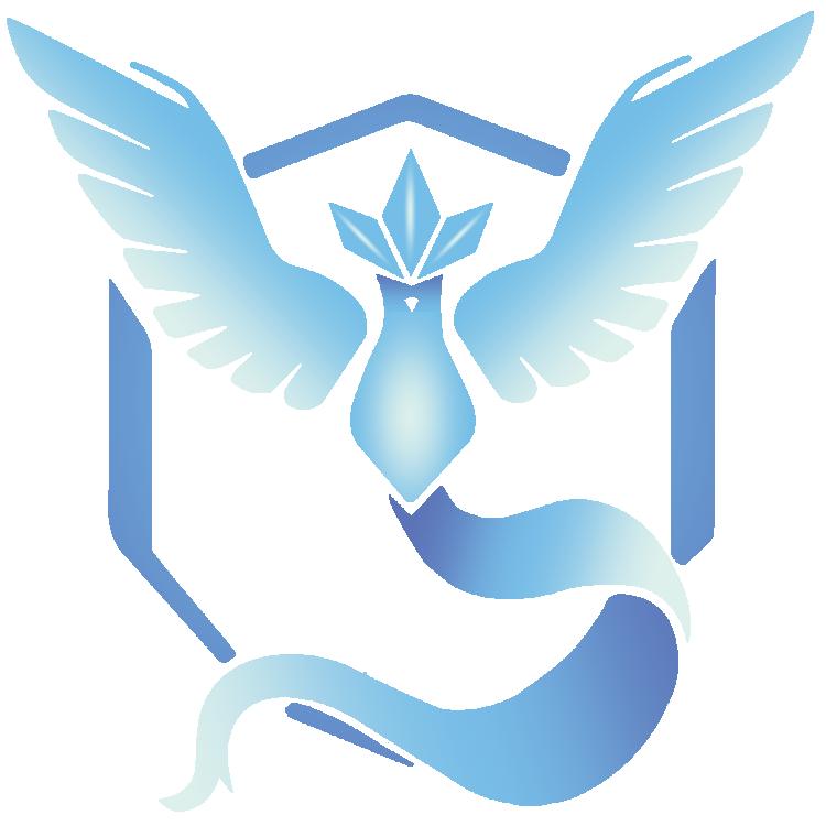 Team Mystic By Musiculia Pokemon Logo Team Mystic Articuno Pokemon