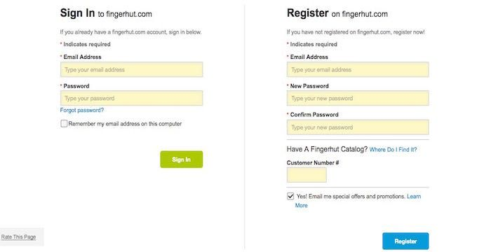 Fingerhut Bill Pay Customer Service Signs