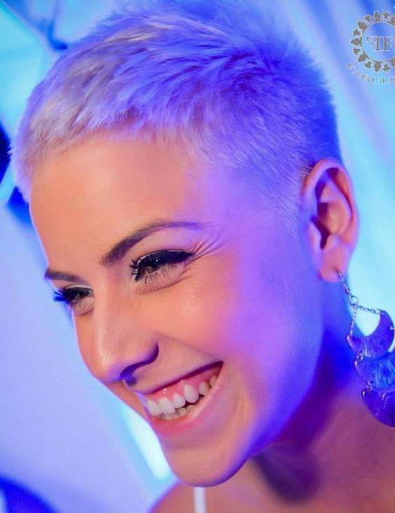 Afbeeldingsresultaten Voor Ultra Short Buzz Hairstyles For Women