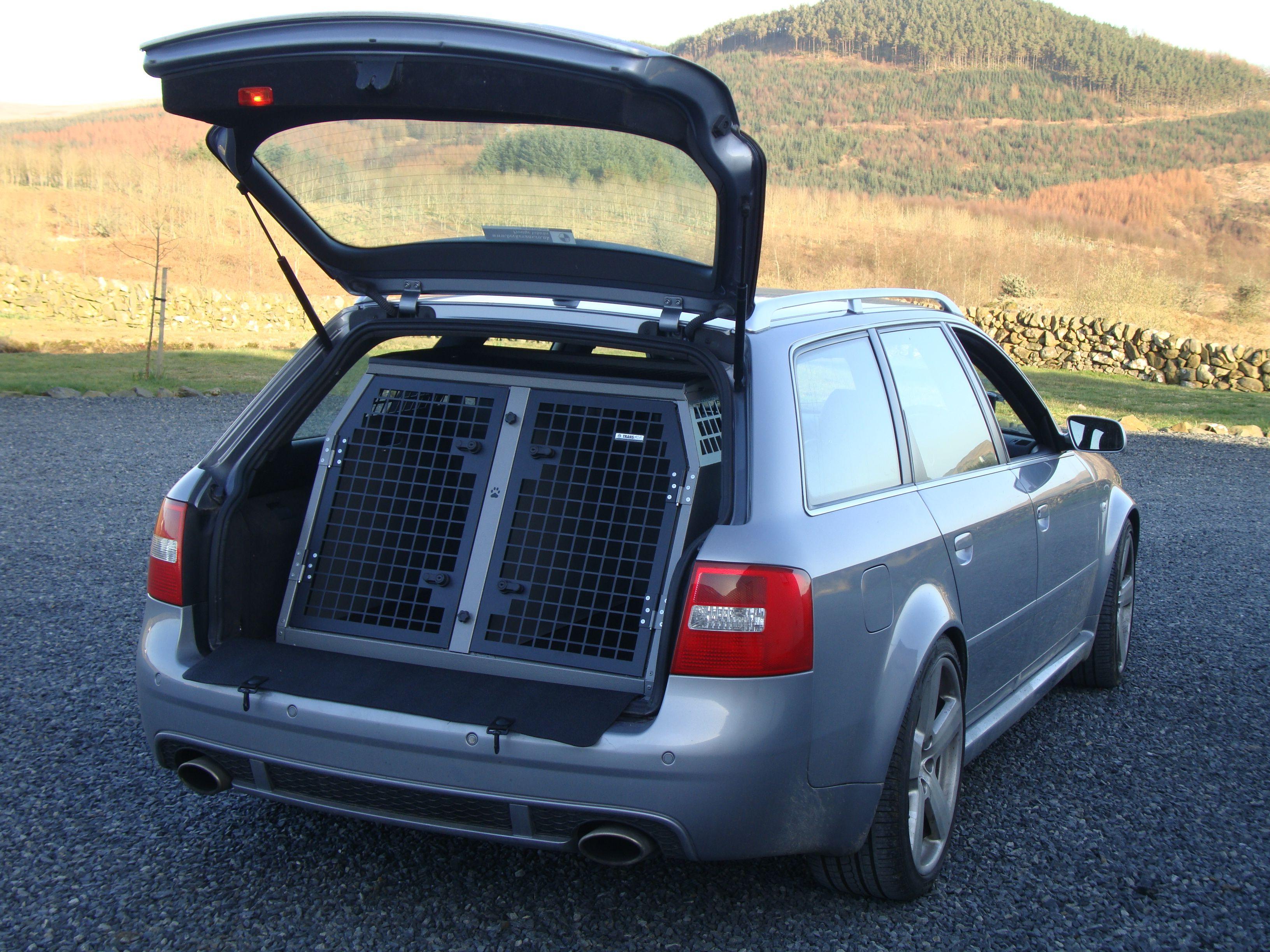 Image Result For Audi A Sportback Dog Crate