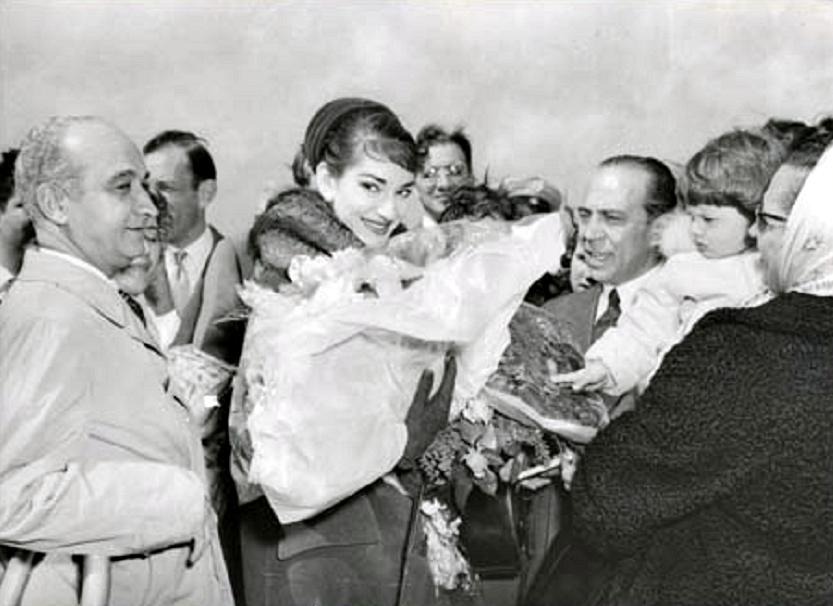 Citizen Grave: Quando a Callas ajoelhou perante o público de Lisboa
