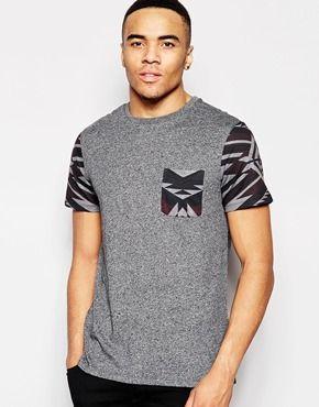 ASOS | ASOS T-Shirt With Aztec Print at ASOS. New LookShirt ...