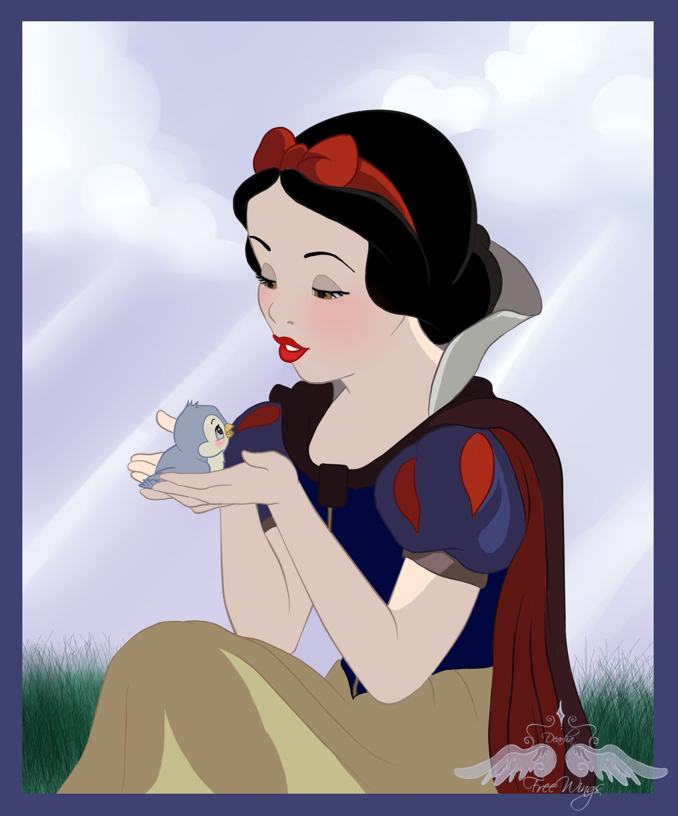 Disney bird';)