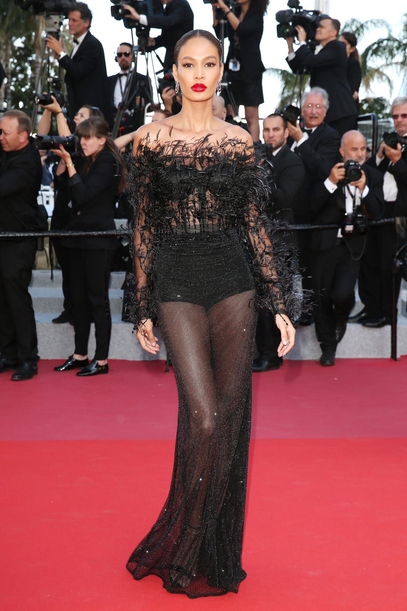 See the Best Red Carpet Looks From the 2018 Cannes Film Festival   Fancy dresses long, Vintage evening gowns, Red carpet dresses