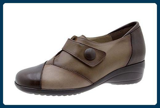 Piesanto Modelo 3984 - Zapato señora piel, confort, pies delicados,  plantilla extraíble, anchos especiales, zapatos cómodos - Mary jane  halbschuhe ... cc1b0086e26d