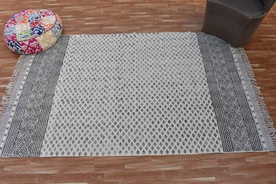 6x9 Ft Indin Rug Runner Mat Carpet