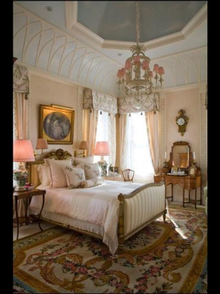 Romantic Room Designs: Romantic Bedroom