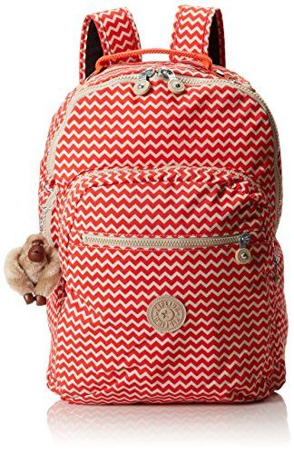 Kipling Seoul Printed Large Backpack With Laptop Protection ...