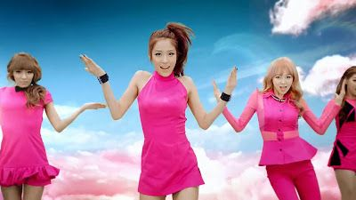 Eunyoung - Two X - Ring Ma Bell MV