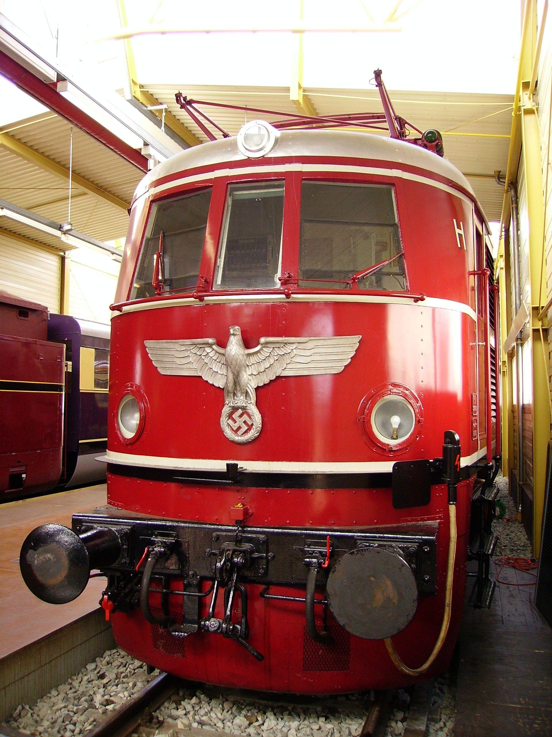 E-Lok der Deutschen Reichsbahn 30er Jahre