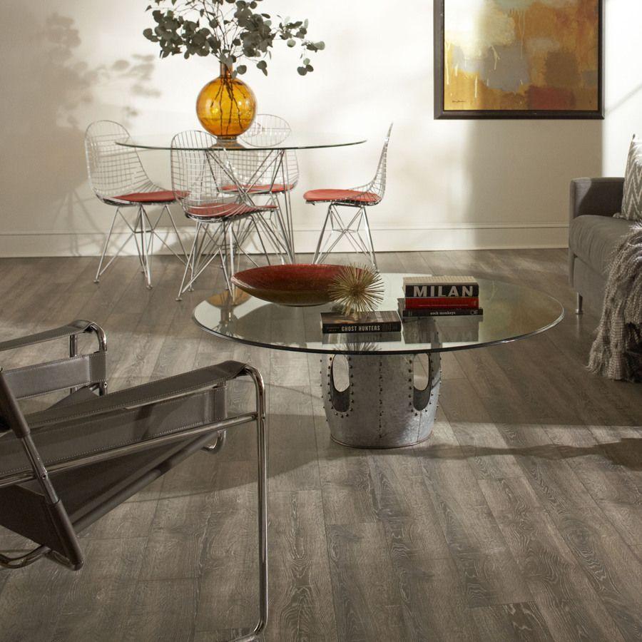 Shop Style Selections 6 14 In W X 3 96 Ft L Park Lodge Oak