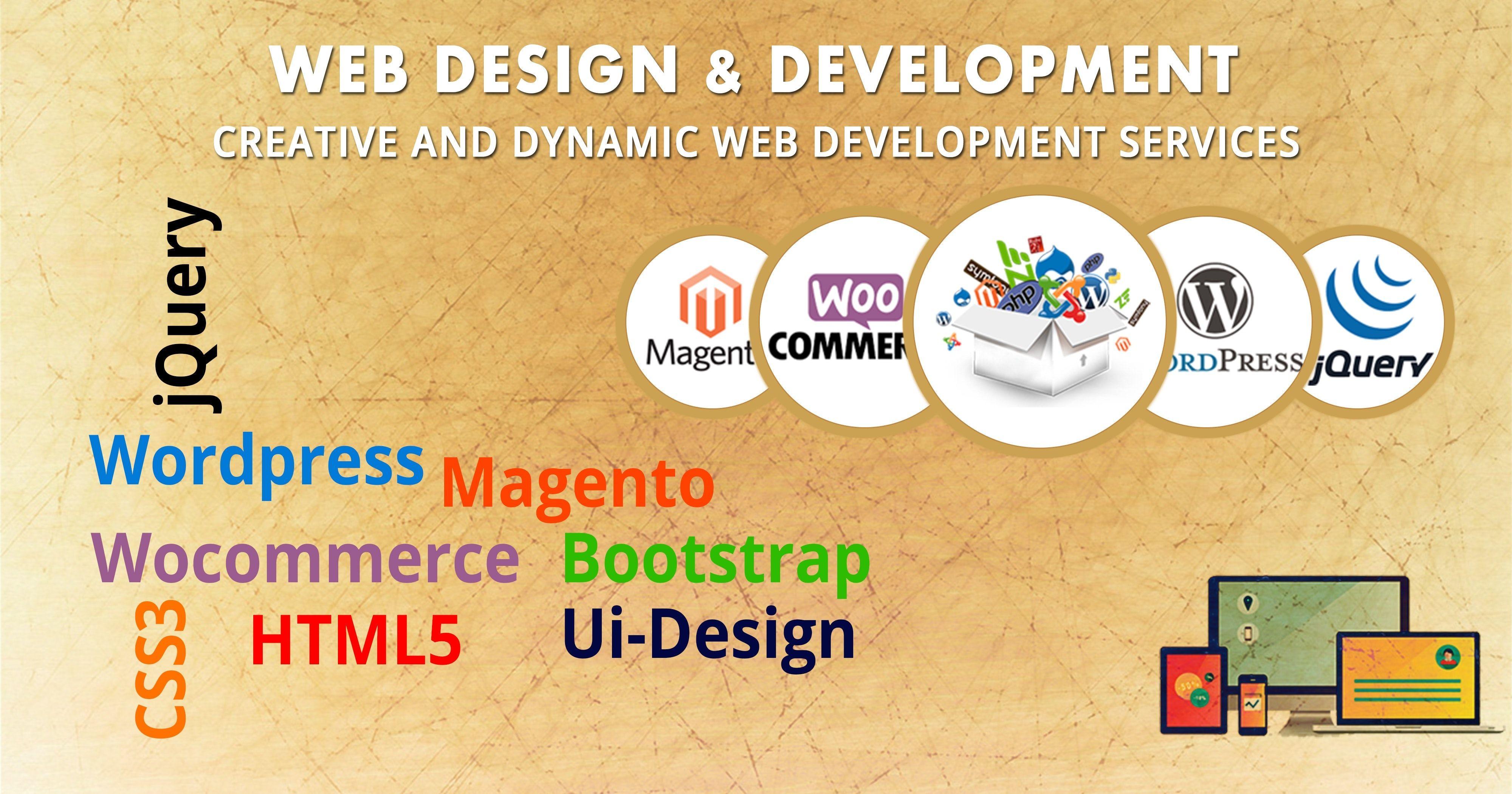 Web Design And Development Web Development Design Web Design Web Design Services