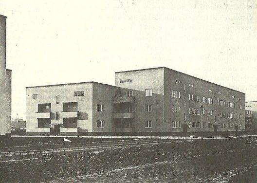 Mies van der rohe social housing scheme - Casa perls mies van der rohe ...