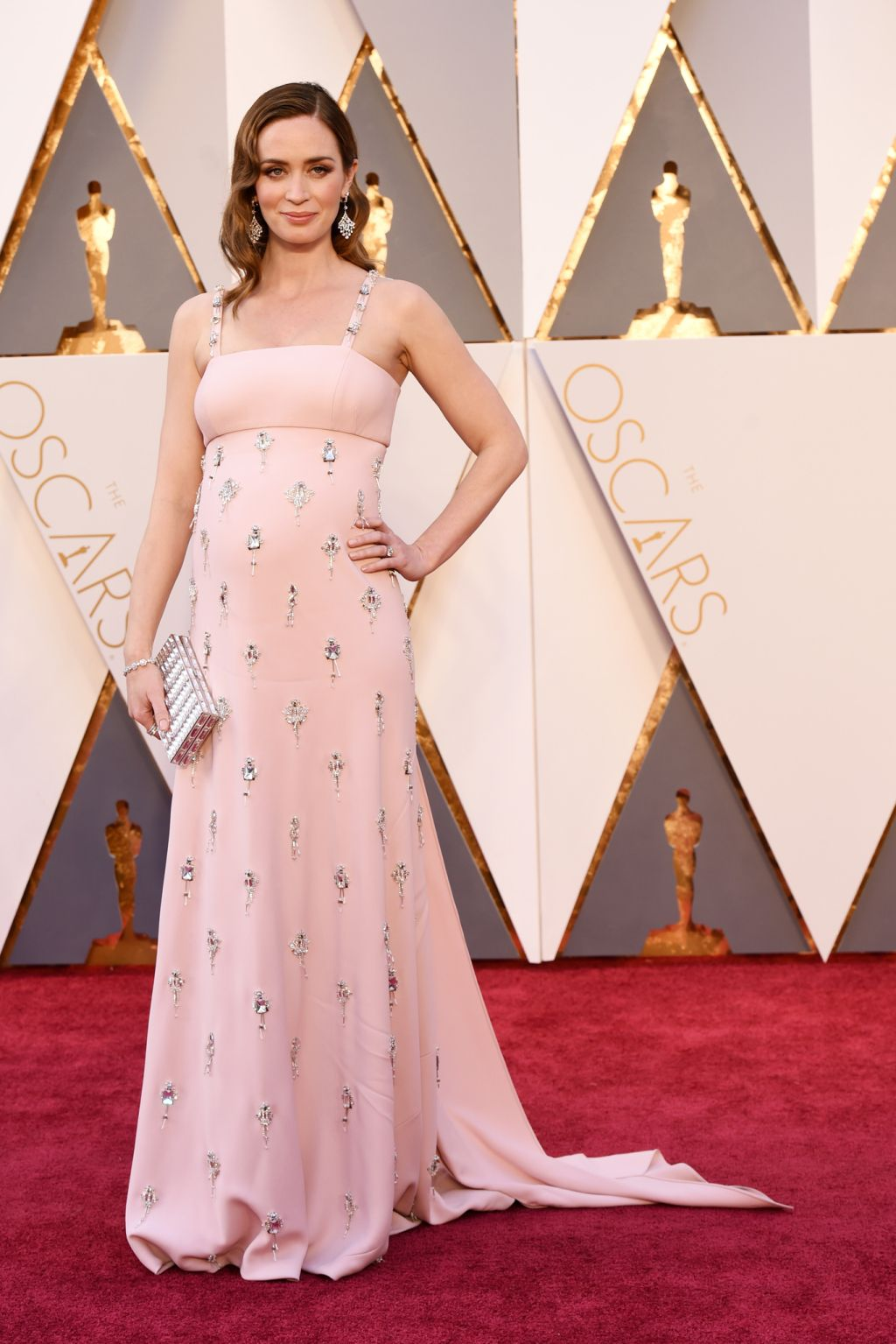 2016 Oscars Red Carpet Arrivals