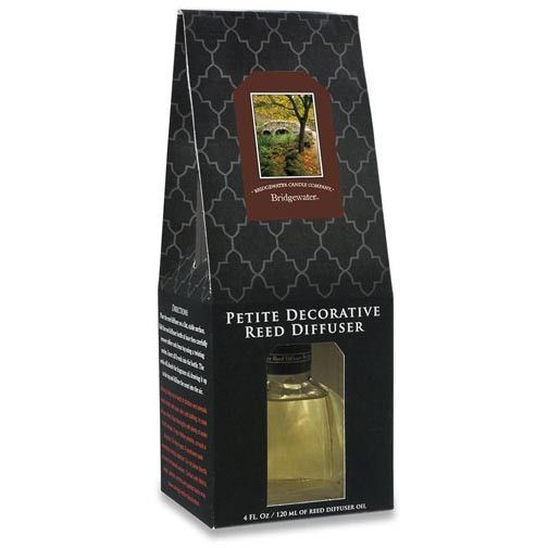 Bridgewater Candle Petite Decorative Reed Diffuser 4 Oz. - Bridgewater