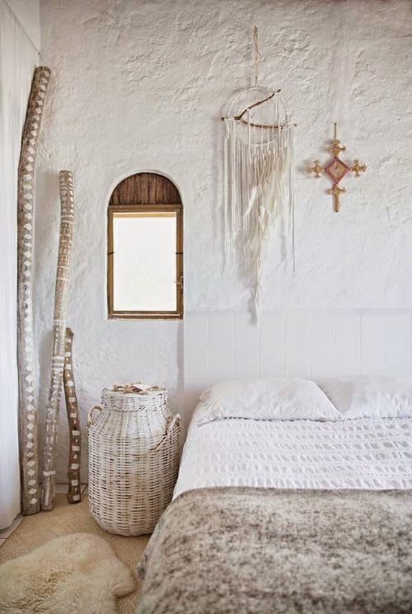 Naturel-comeback in de slaapkamer - Actief Wonen | Bedroom Decor ...
