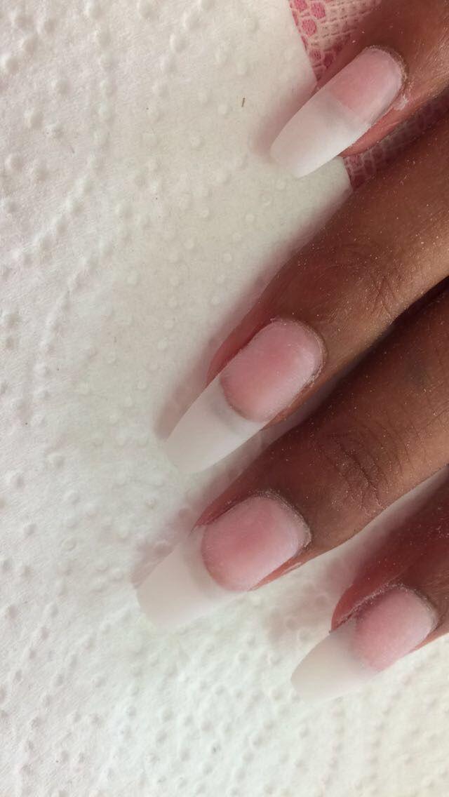 Natural Nail Extension Tips. | I.G prettyinpinknailsalon | Pinterest ...