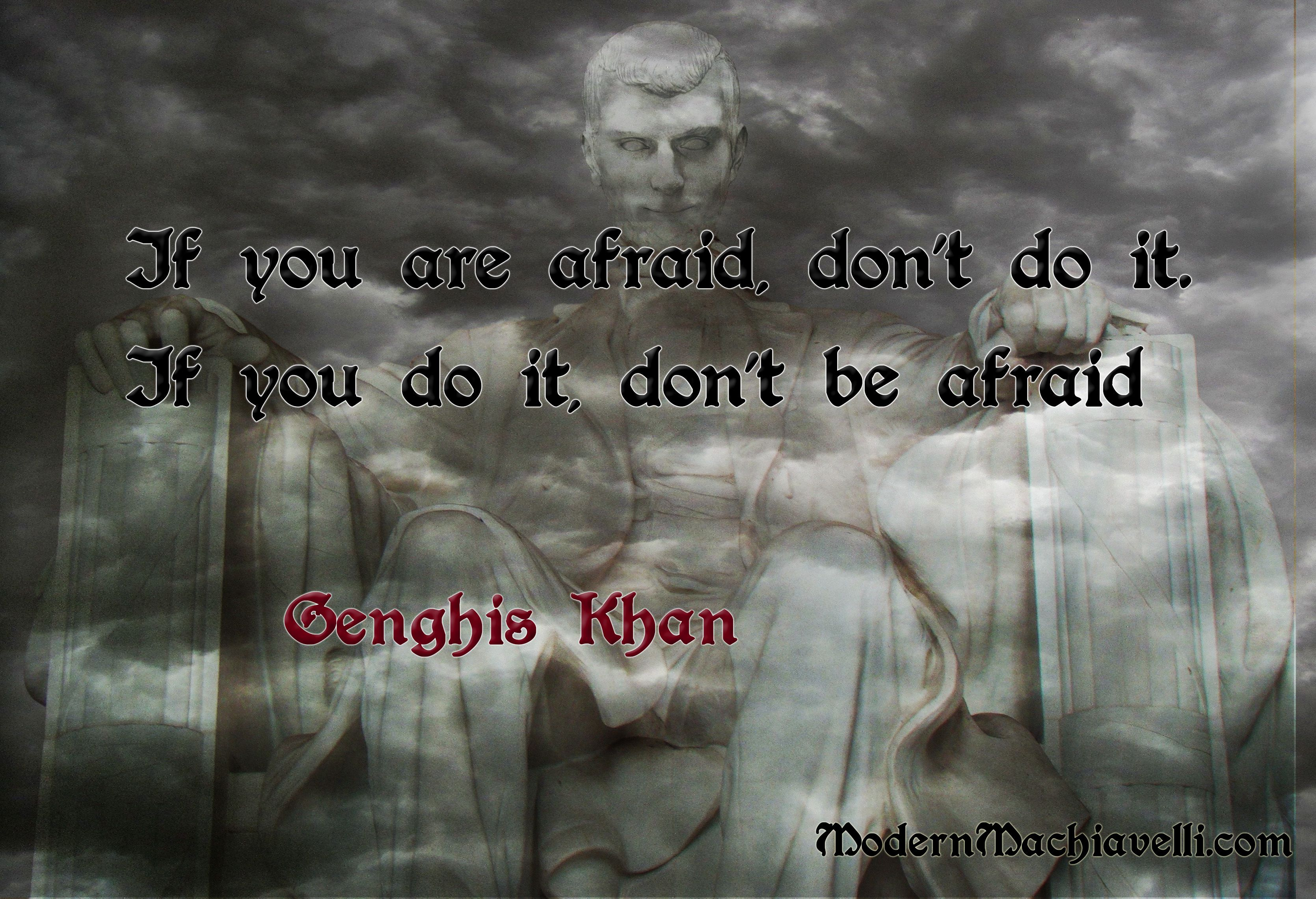 Genghis Khan Quote Quotes Amazing Quotes Best Philosophers