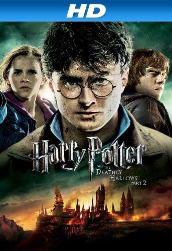 Harry Potter And The Deathly Hallows Part 2 Hd Amazon Instant Video Daniel Radcliff Deathly Hallows Part 2 Harry Potter Deathly Hallows Harry Potter Film