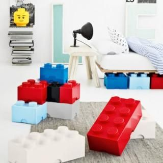 DIY Lego Storage Solutions.. would love lots of these for joshuas room