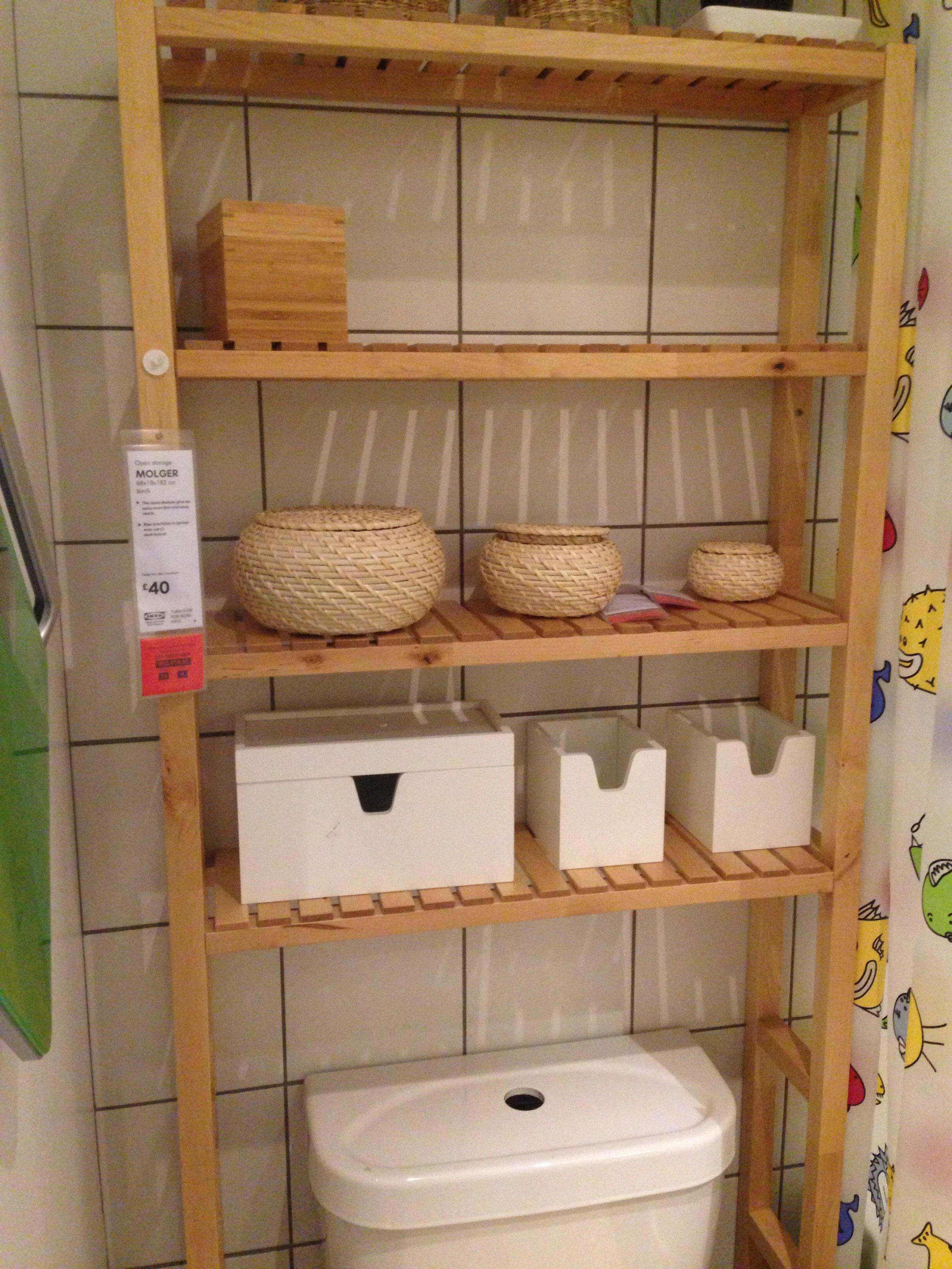 Over Toilet Storage Diy Bathroom