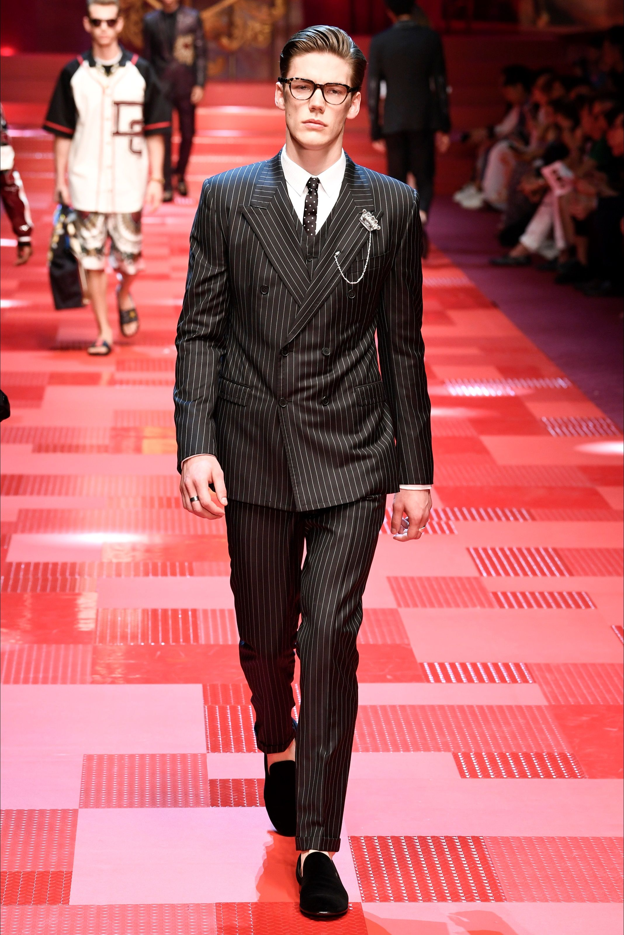 Dolce   Gabbana - Look 36 Total look de79f19044a