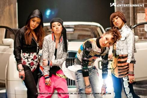 Want To Dress Like Your Favorite Kpop Idol 2ne1 Stage Costume Female