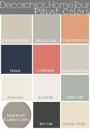 Fall Projects Paint Colors For Home Coral Bedroom House Painting