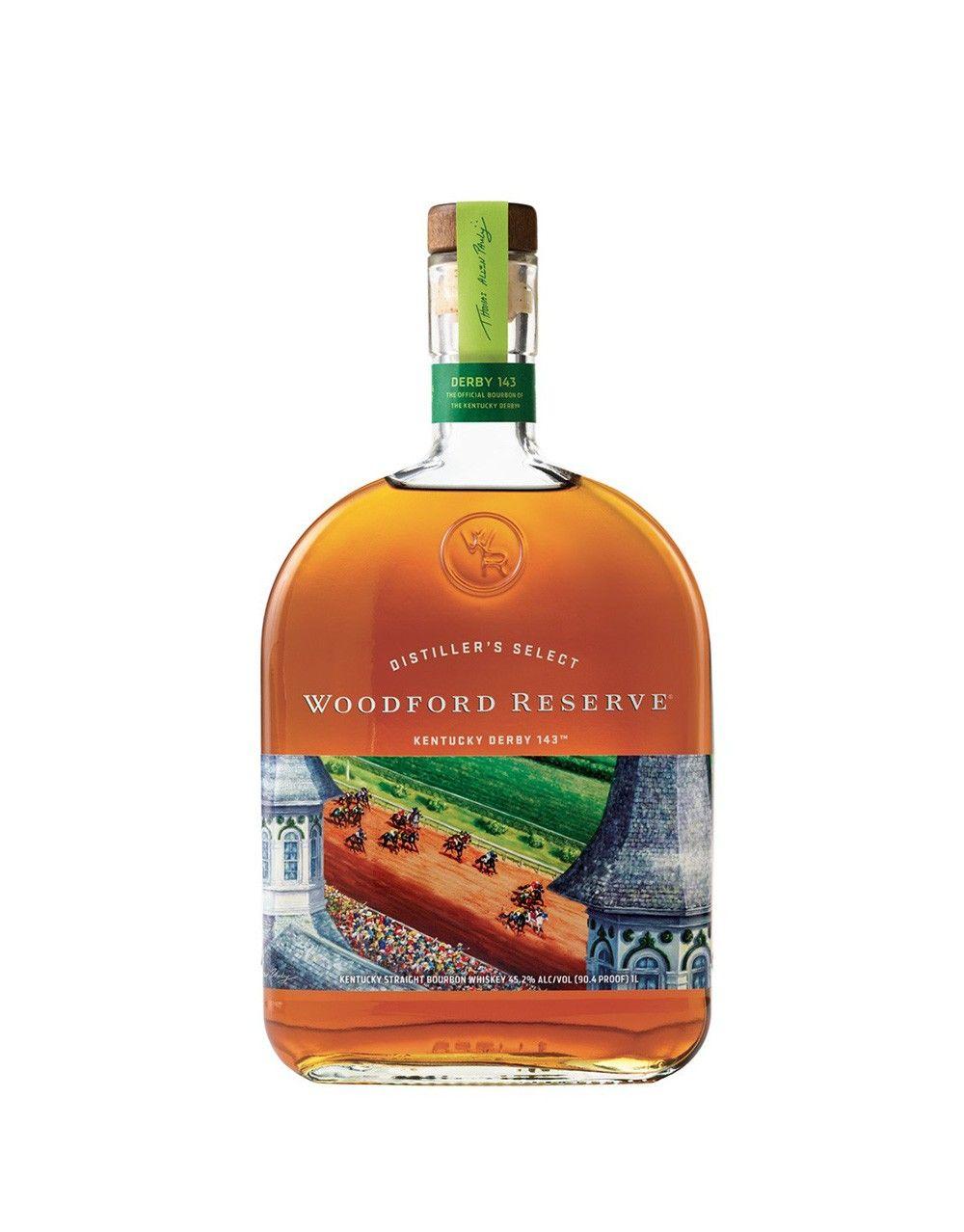 Woodford Reserve 2017 Kentucky Derby Bottle Kentucky Derby Party Bourbon Tasting Kentucky Derby Bourbon