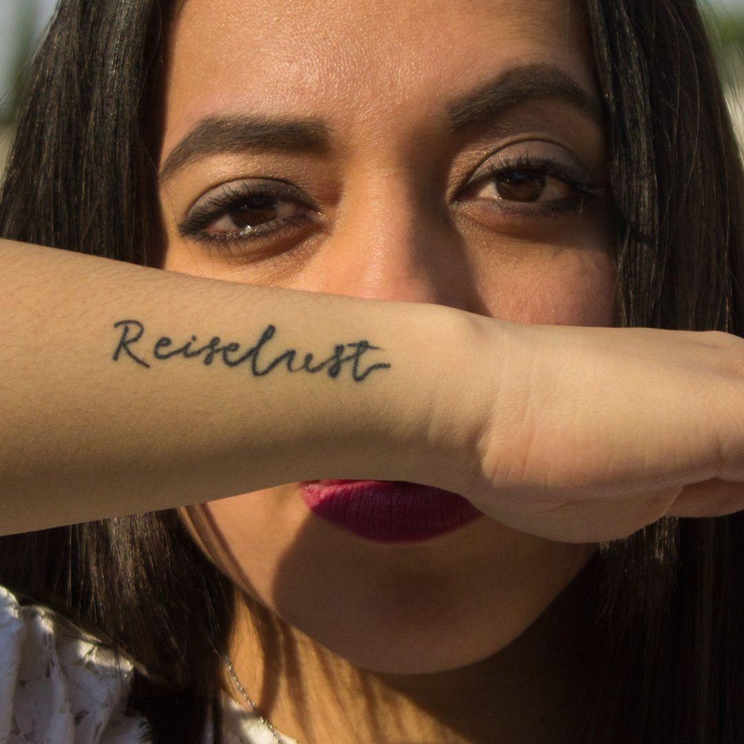 Tattoo Reiselust