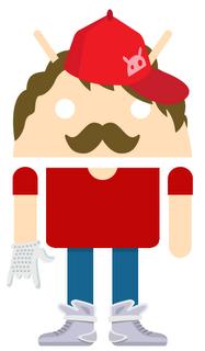 Mario Bros #Androidify #MarioBros