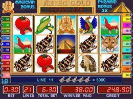 Игровой автомат aztec gold играть онлайн