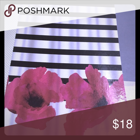 Black White Striped Floral Shower Curtain In 2020 Floral Shower Curtains Floral Shower Floral Stripe
