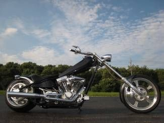 Motorcycles For Sale Chicago >> 2006 American Ironhorse Lsc Custom Chopper In Silver From