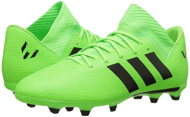 c1f1a1eee Kids Nemeziz Messi 18.3 FG Soccer Kids Shoes #Elasticized#instep#snug