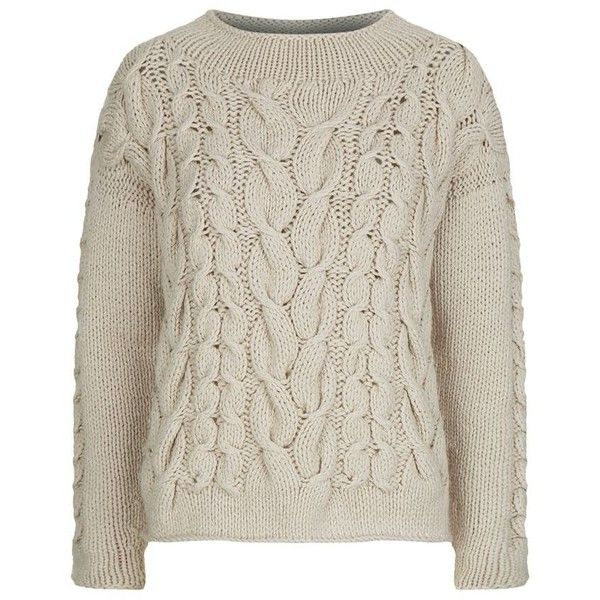 4b4ef63cd84 Malo Cable Knit Jumper (£1