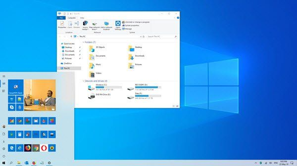 As Windows move from one feature update to another, it