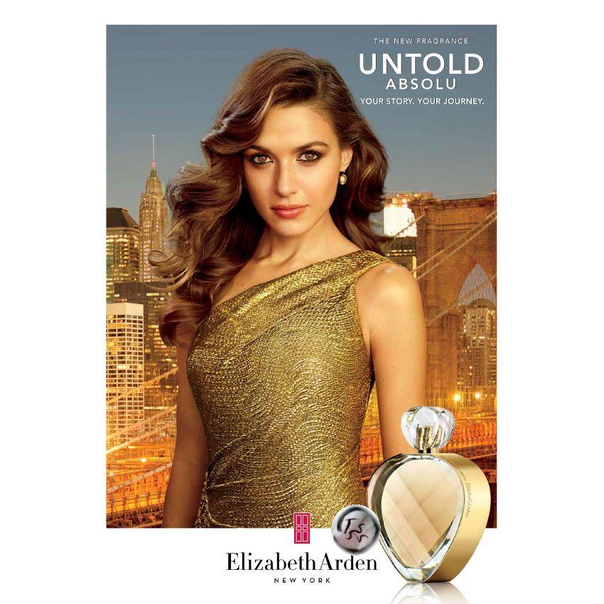 elizabeth arden untold absolu 2014 new fragrance