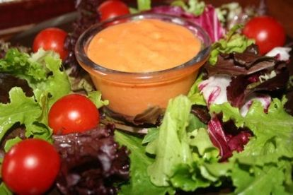 Healthy French Style Salad Dressing