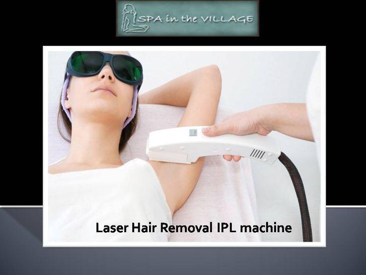 Best Quality Laser Hair Removal IPL machine #HairRemovalStomach