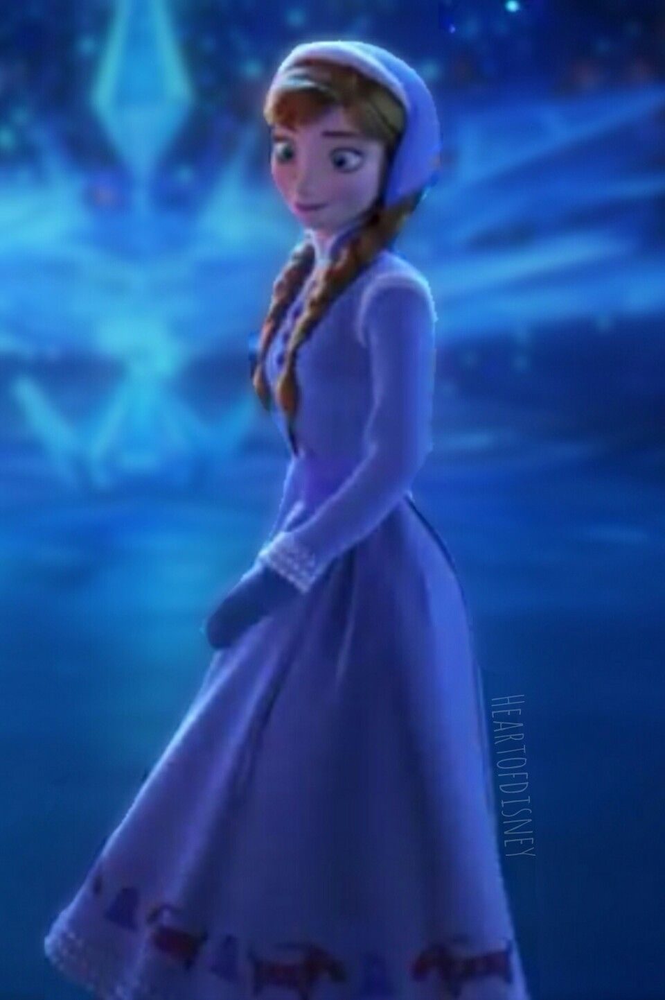 Anna from olaf 39 s frozen adventure disney disney world - Princesse frozen ...