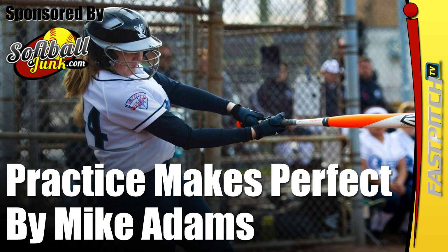 """""""Practice Makes Perfect"""" Written By Mike Adams  Read at http://fastpitch.tv/practice-makes-perfect  LINKS OF INTEREST http://Fastpitch.TV/Store  http://Fastpitch.TV/Instagram http://Fastpitch.TV/Newsletter http://Fastpitch.TV/Books http://Fastpitch.TV/Backers http://Fastpitch.TV/Apps http://Fastpitch.TV/Twitter http://Fastpitch.TV/GooglePlus http://Fastpitch.TV/YouTube http://Fastpitch.TV/Facebook http://Fastpitch.TV/Flickr http://FastpitchMagazine.com/"""