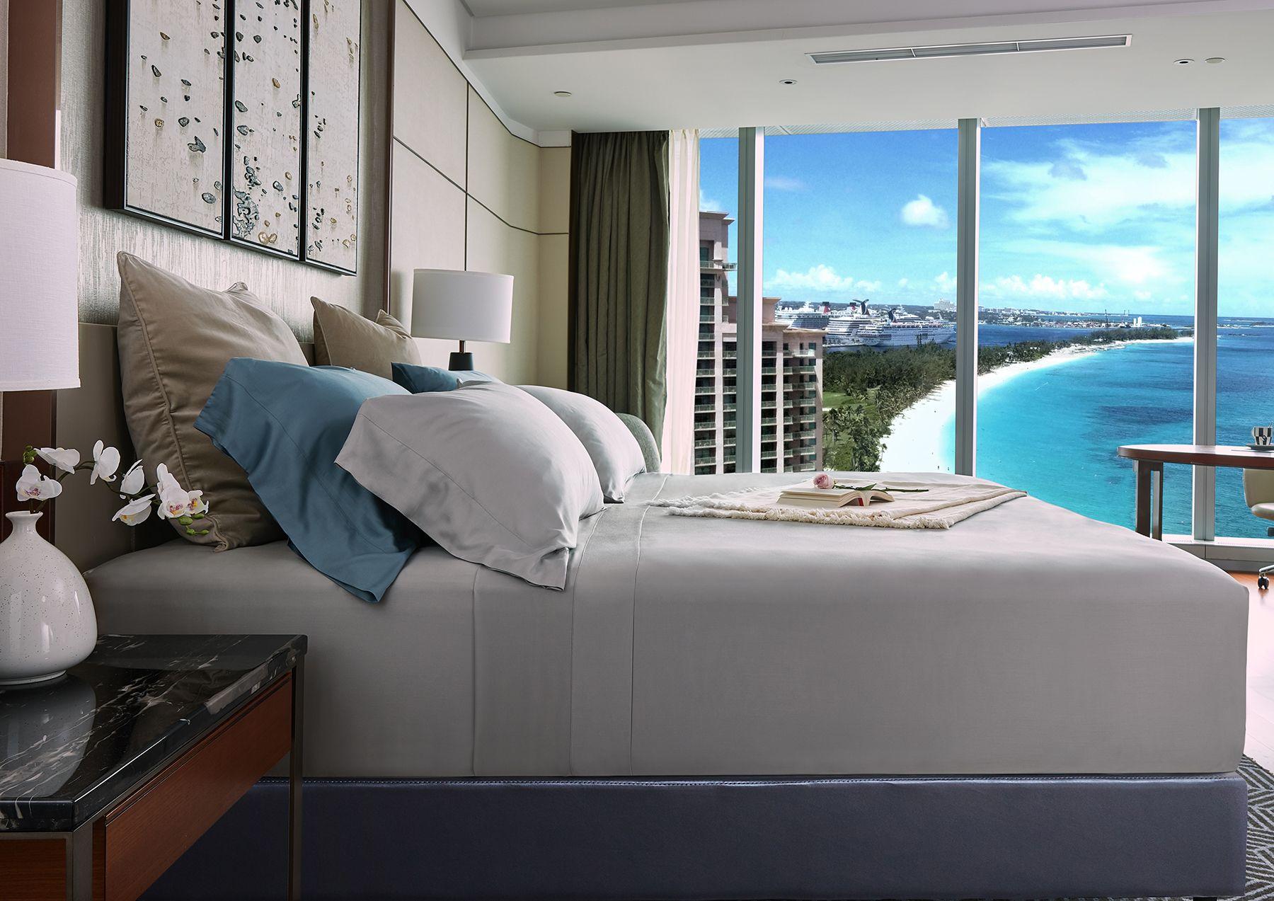 Gokotta Bamboo Sheets 4 Piece Bed Sheet Set 100 Rayon From