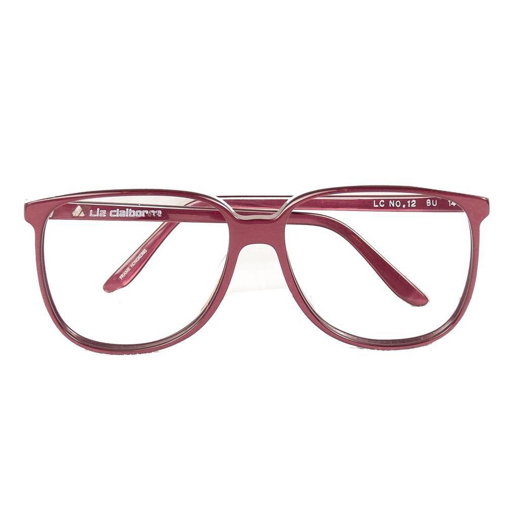VintageEyeglassesFrames #Classic80sFashionAccessories Liz Claiborne ...